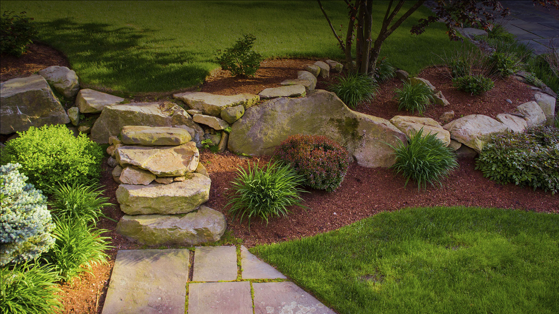 Grover Landscape & Design Pavers, Landscape Designs and Lawn Care slide 3